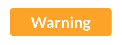 Rating label for Warning